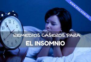 remedios caseros para dormir