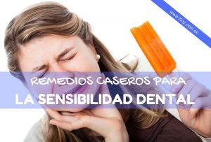 remedios caseros para sensibilidad dental