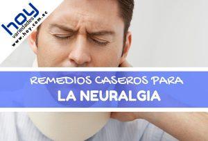 remedios caseros para la neuralgia