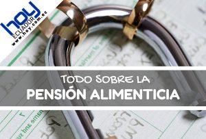 Pensión Alimenticia – Ecuador 2019