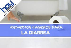 remedios caseros para la diarrea y el dolor de estomago