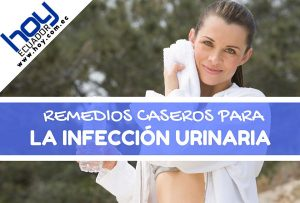 remedios naturales para la infección urinaria