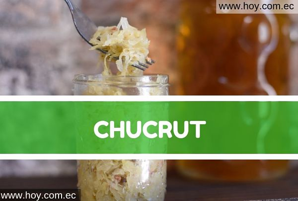 Sauerkraut - col fermentada
