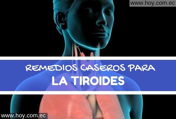 Remedios Caseros Para La Tiroides