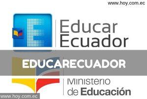 Educar Ecuador – Iniciar Sesión y Consultar Calificaciones