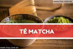 Té Matcha